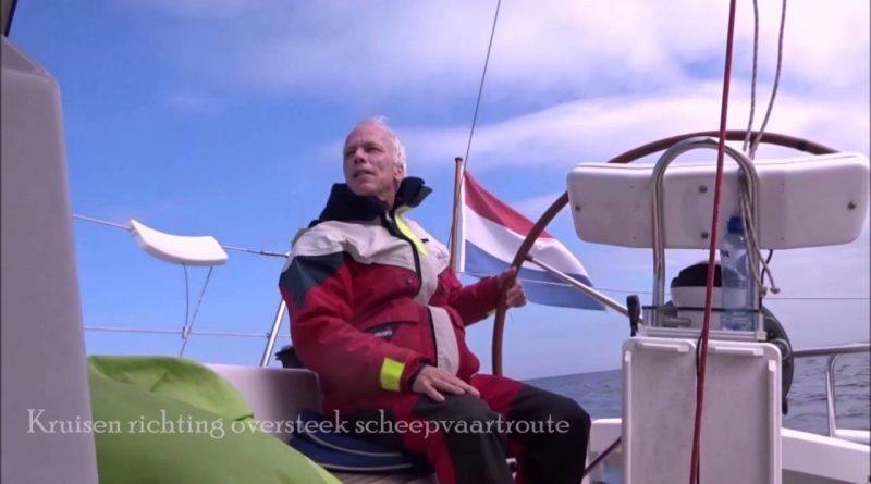 Zeilboot ingelingvlog- Oversteek Stellendam – Southwold/Lowestoft #1