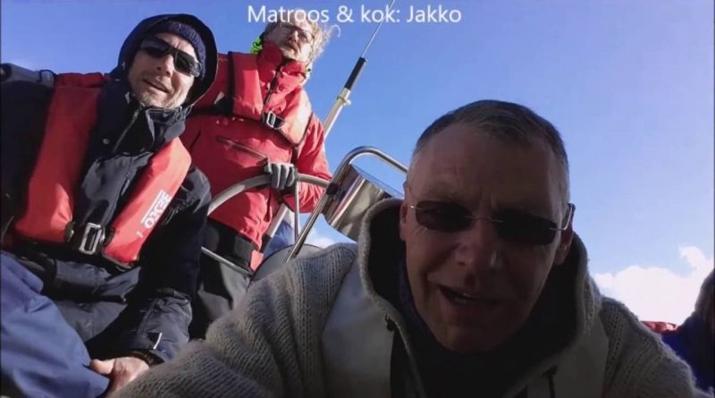 Zeilboot Ingelingvlog: Spannende oversteek Maasmond met zeiljacht Yoda